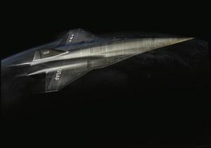 SR-72 - hipersoniczna rewolucja