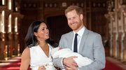 Srebrna łyżeczka od polskiej firmy dla syna księżnej Meghan i księcia Harry'ego