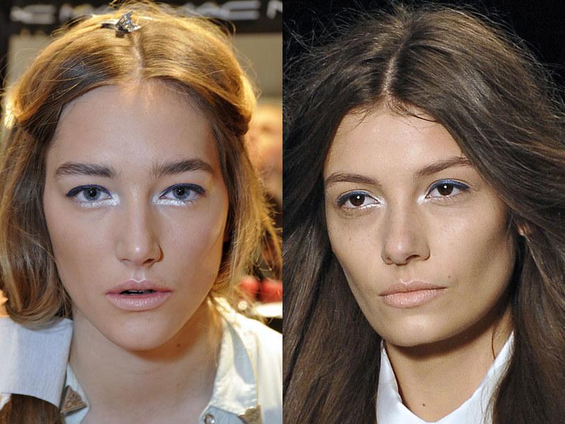 Srebrzysty kosmetyk zamaskuje oznaki zmęczenia /East News/ Zeppelin