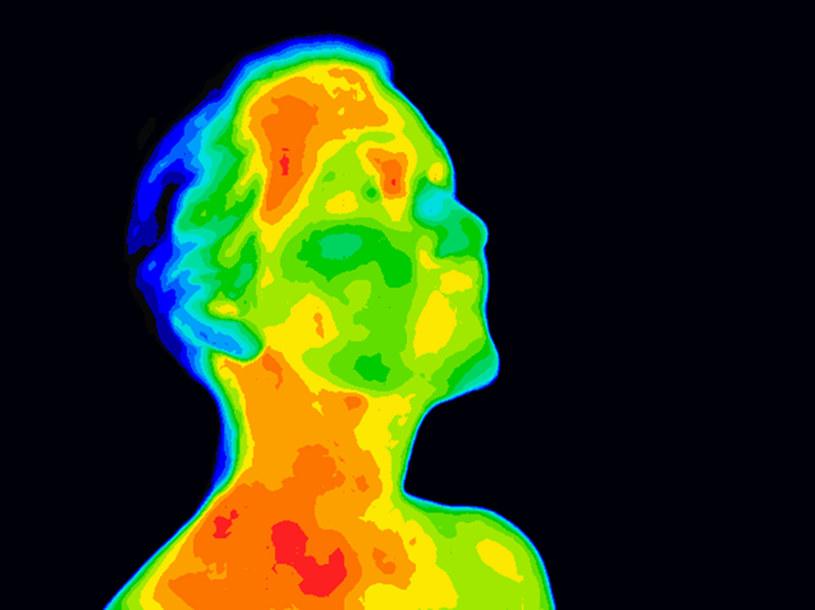 Średnia temperatura ciała człowieka spada. Czy jest w tym coś dziwnego? /123RF/PICSEL