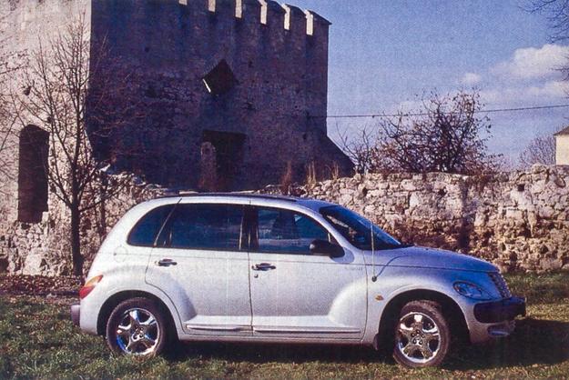 Średniowieczny zamek dziś jest już tylko ruiną, ale jakże piękną. /Motor