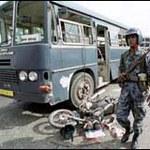 Sri Lanka: Nieudany samobójczy zamach na autobus wojskowy