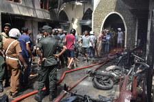 Sri Lanka: Obywatele kilkunastu państw wśród ofiar niedzielnych ataków