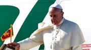 Sri Lanka: Papież Franciszek przybył z trzydniową wizytą
