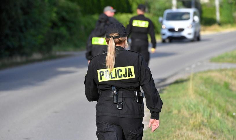 Środa to siódmy dzień poszukiwań 5-letniego Dawida /Piotr Nowak /PAP