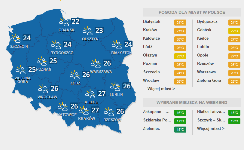 Środa /INTERIA.PL