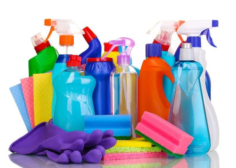 Środki czyszczące /©123RF/PICSEL
