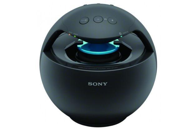 SRS-BTV25 to oryginalny i funkcjonalny gadżet dla fanów Sony /materiały prasowe