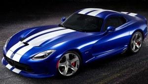 SRT Viper GTS Launch Edition - w klasycznych barwach