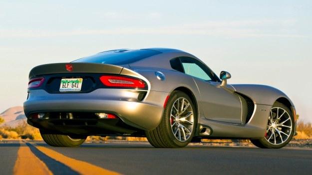 SRT Viper piątej generacji /Chrysler