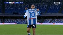SSC Napoli - AS Roma 4-0 - skrót (ZDJĘCIA ELEVEN SPORTS). WIDEO