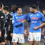 SSC Napoli - Empoli FC 3-2 w 1/8 Pucharu Włoch
