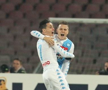 SSC Napoli - Inter Mediolan 3-0 w Serie A. Gol i asysta Zielińskiego