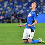 SSC Napoli. Juventus pozostaje w grze o transfer Arkadiusza Milika