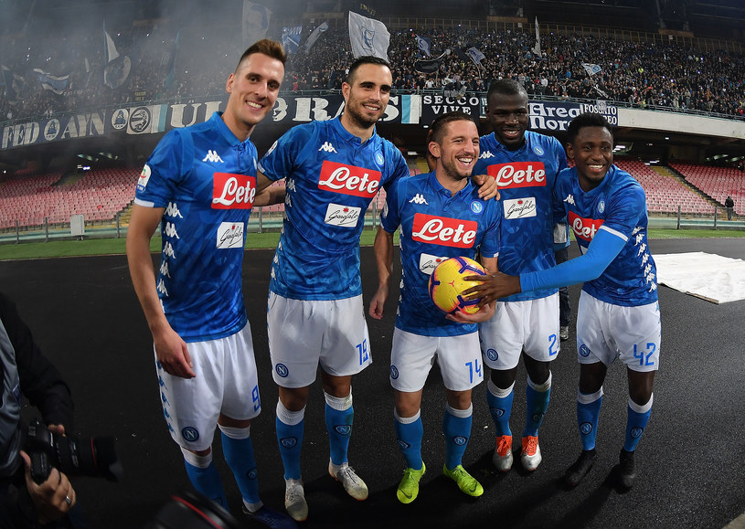 SSC Napoli /Getty Images