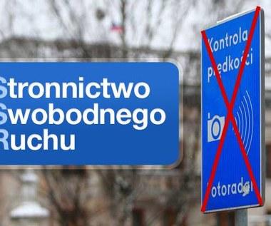 SSR zlikwiduje wszystkie fotoradary w Polsce