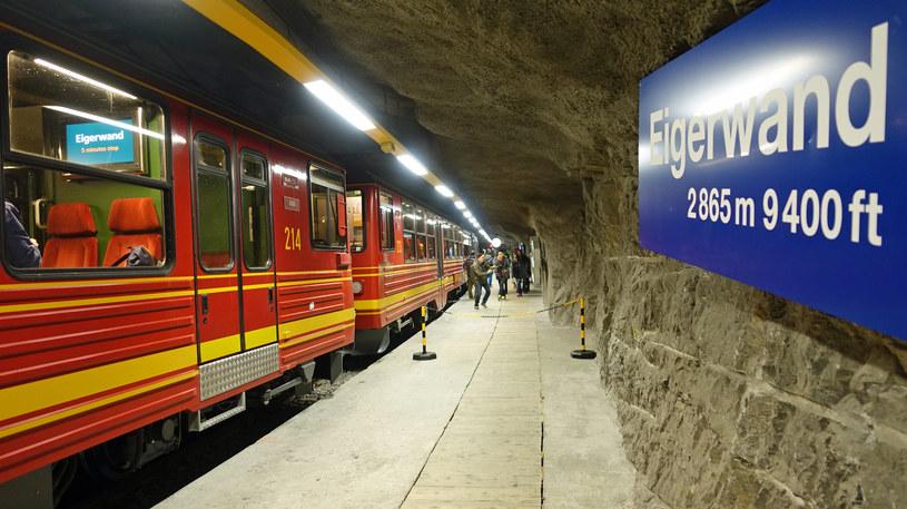 Stacja Eigerwand /Styl.pl