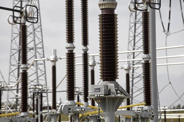 Stacja elektroenergetyczna 400 kV Łomża /PAP