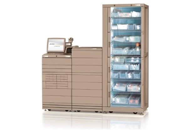 Stacja medyczna Pyxis MedStation 4000 /materiały prasowe