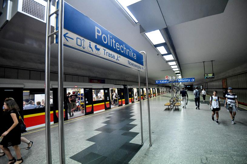 Stacja Politechnika, zdj. ilustracyjne /Bartłomej Zborowski /East News