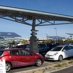 Stacja solarna naładuje twój samochód