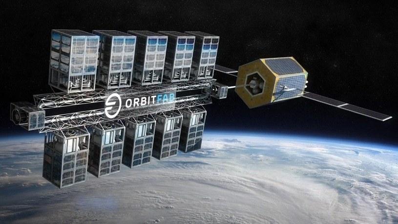 Stacje paliw na orbicie? Pierwsza już tam jest i może dotankować pojazd kosmiczny /Geekweek