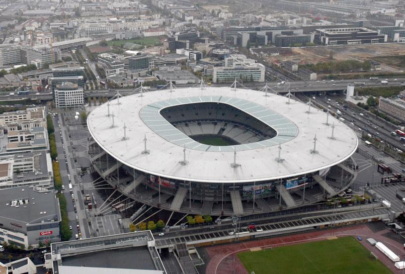 Stade de France w Saint-Denis - główna arena Euro 2016 /AFP
