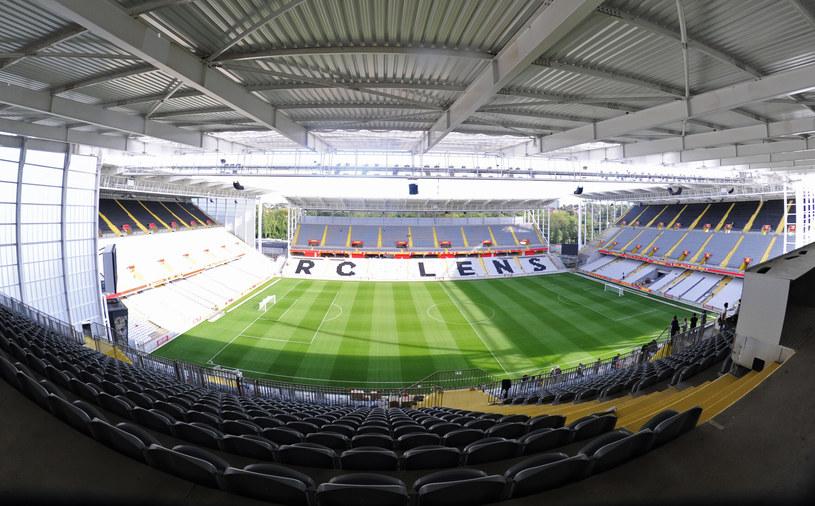 Stade Felix-Bollaert w Lens /AFP