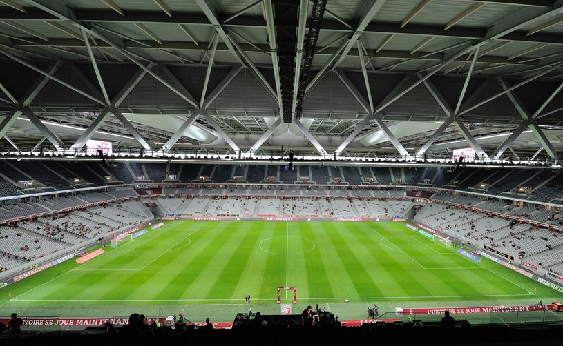 Stade Pierre-Mauroy w Lille /AFP