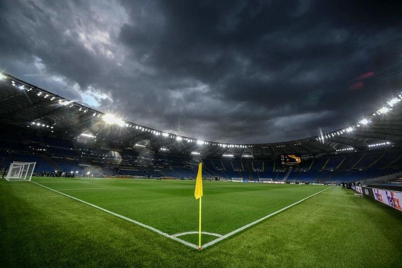 Stadio Olimpico w Rzymie /FILIPPO MONTEFORTE /AFP