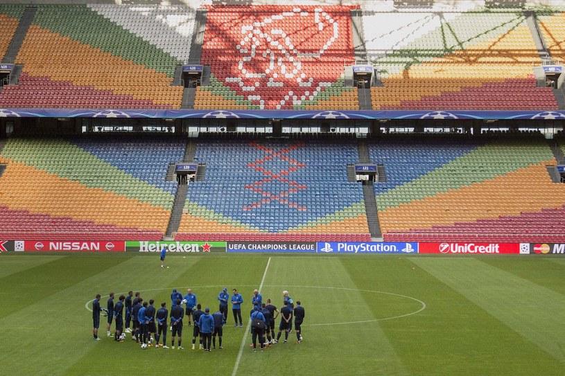 Stadion Ajaksu Amsterdam /AFP
