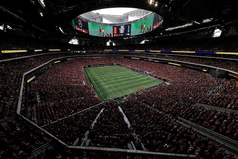 Stadion Atlanta United /Kevin C. Cox /Getty Images