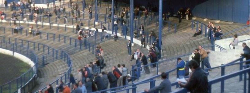 Stadion  Chelsea, Stamford Bridge, w starym wydaniu /
