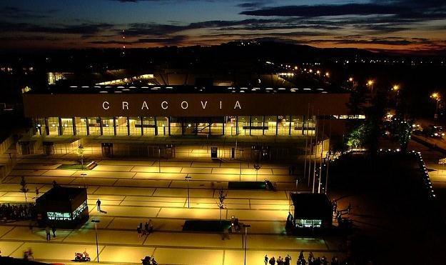 Stadion Cracovii spodobał się włoskiej federacji piłkarskiej /fot. Rock /www.cracovia.krakow.pl