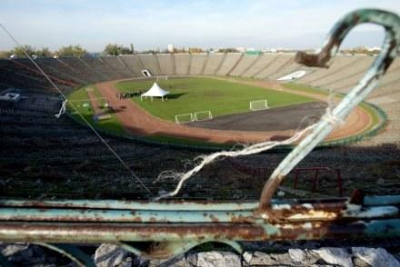 Stadion Dziesięciolecia - od połowy września ruszy tu wielka budowa..., fot. Maciej Śmiarowski /Agencja Przegląd Sportowy