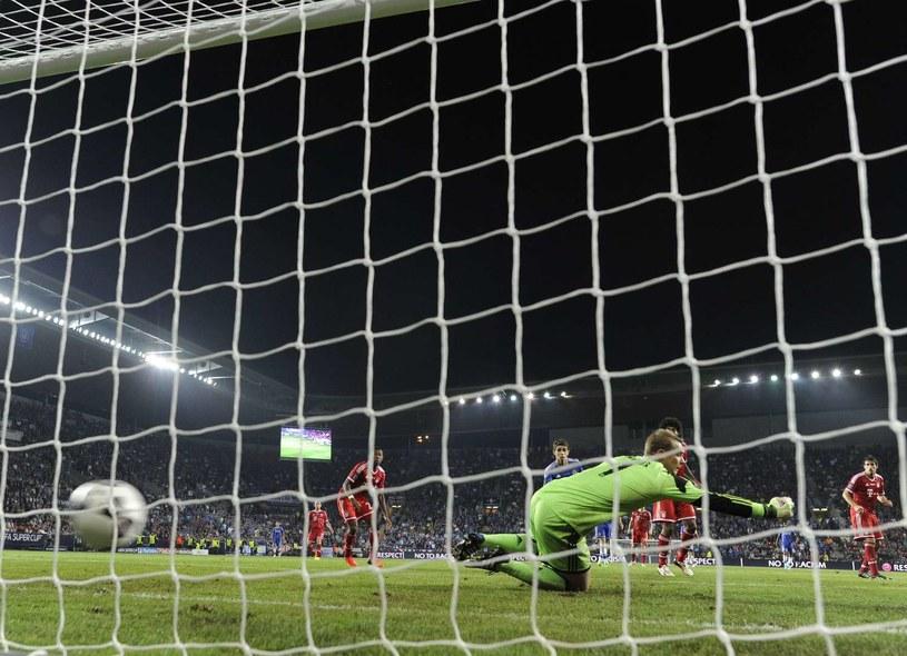 Stadion Eden w Pradze /AFP