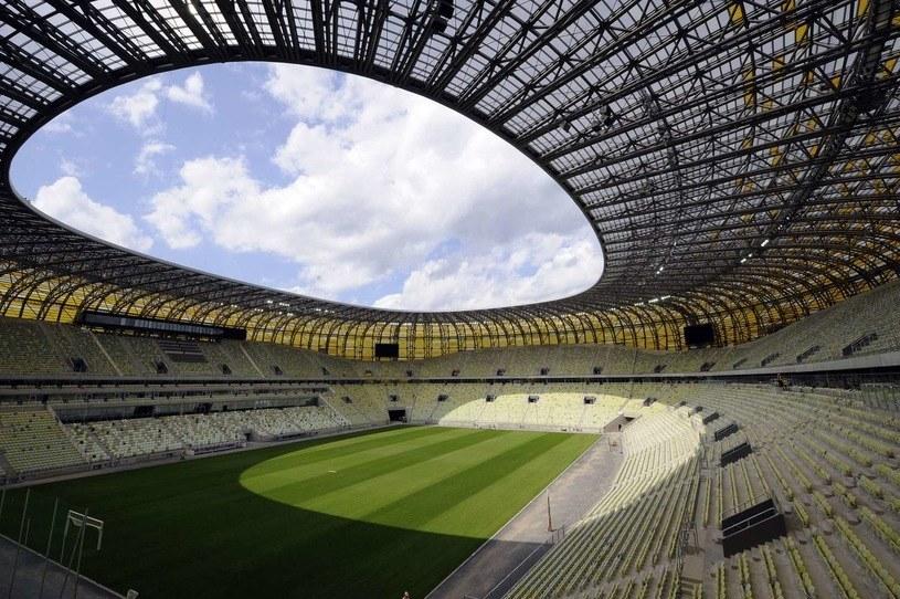 Stadion Energa Gdańsk, z którego korzysta Lechia, jest jednym z najnowocześniejszych w Europie. /AFP