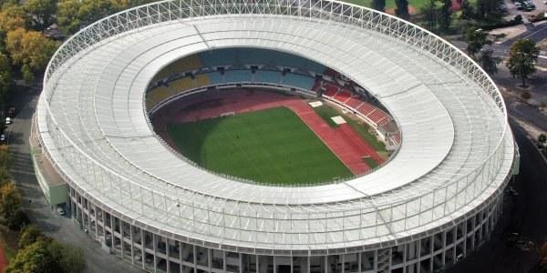 Stadion Ernsta Happela w Wiedniu /AFP