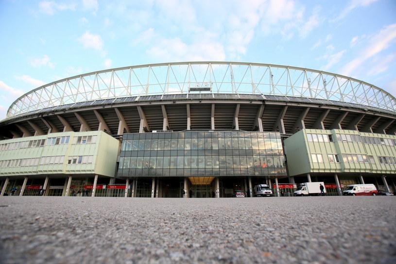 Stadion Ernsta Happela w Wiedniu / Leszek Szymański    /PAP