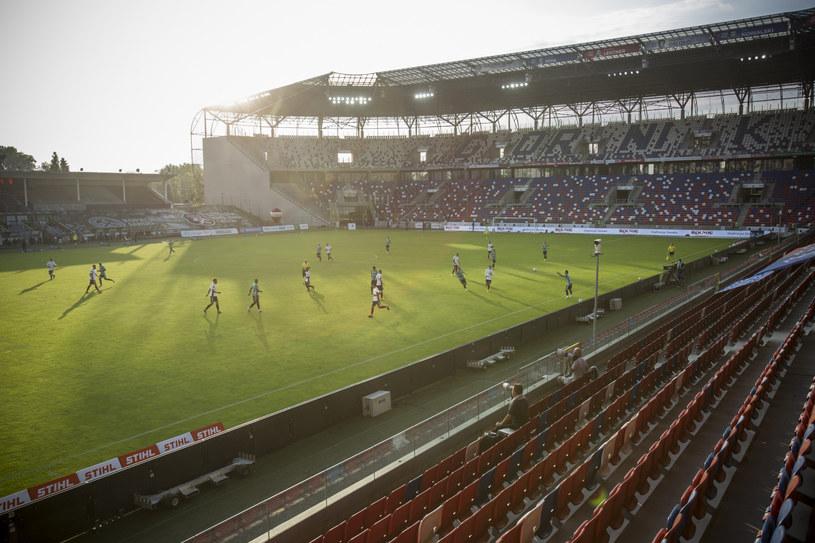 Stadion Górnika Zabrze /Marek M Berezowski/REPORTER /East News