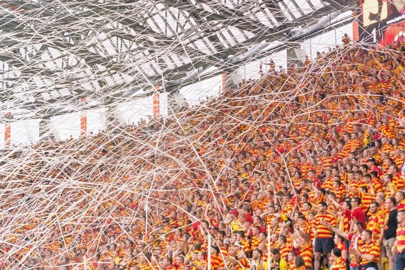 Stadion Jagiellonii Białystok /Paweł Polecki/REPORTER /East News