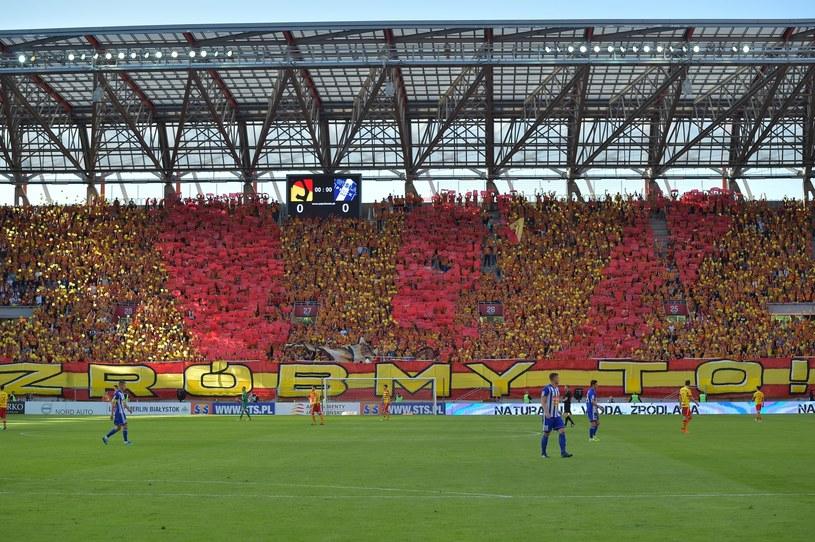 Stadion Jagiellonii Białystok /East News