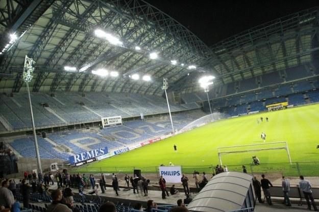 Stadion Lecha Poznań - jedna z aren EURO 2012 /INTERIA.PL/PAP