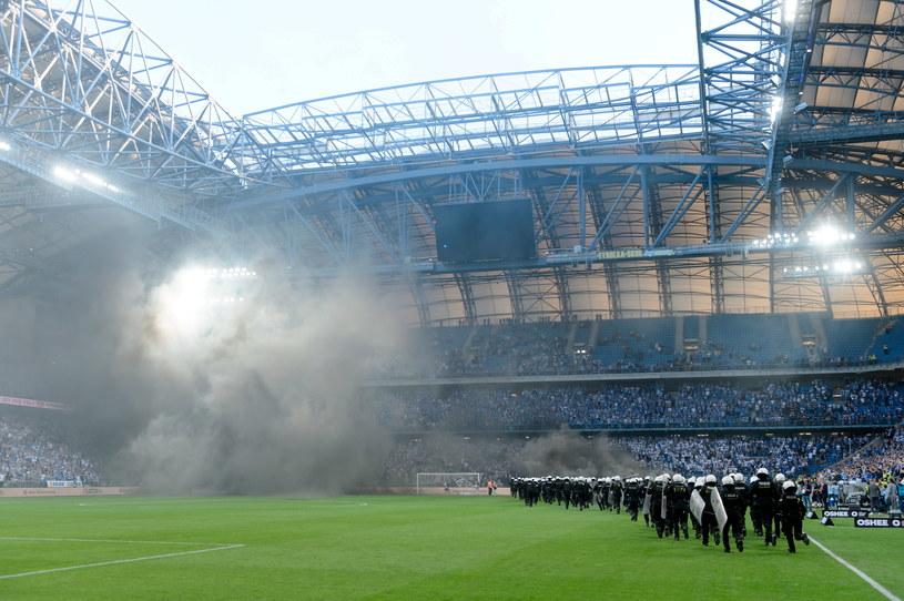 Stadion Lecha Poznań / PAP/Jakub Kaczmarczyk /PAP