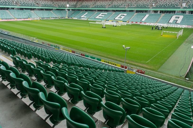 Stadion Legii Warszawa /Bartosz Krupa /East News