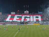 Stadion Legii wypełni się po brzegi fanami futbolu /RMF