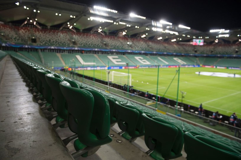 Stadion Legii /AFP