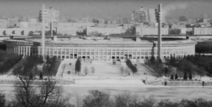 Stadion Łużniki w 1982 r. /AFP