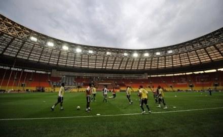 Stadion Łużniki w Moskwie byłby jedną z aren MŚ w Rosji. /INTERIA.PL/PAP