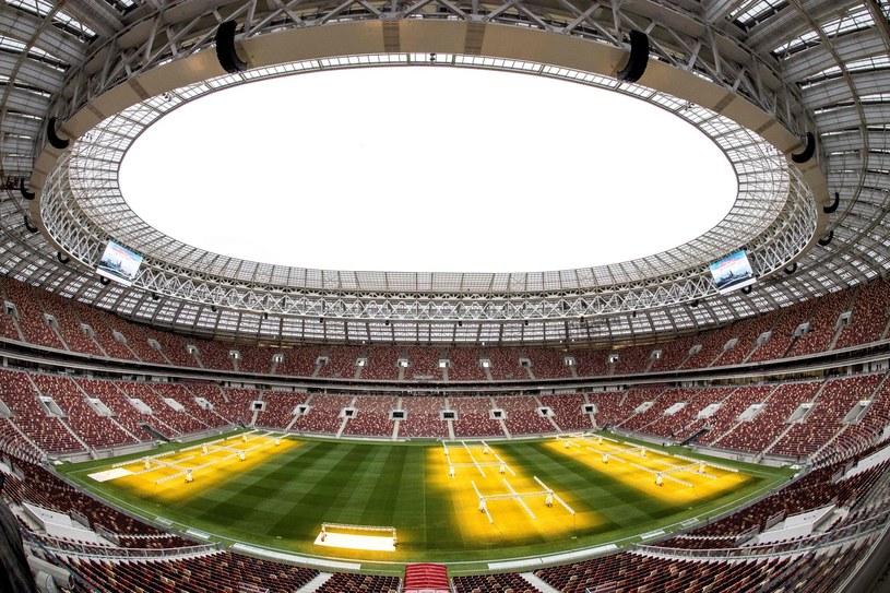 Stadion Łużniki w Moskwie. Na nim rozegrany zostanie m.in. pierwszy i ostatni mecz MŚ /AFP